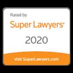 Classsé par Super Lawyers 2020, Francis M. Boyer, visiter superlawyers.com